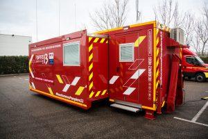 Présentation du nouveau PC à La Malle des Pompiers13