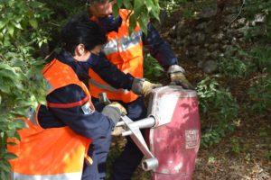 Les Pompiers13, acteurs de la Défense extérieure contre l'incendie (DECI)