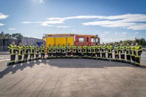 Pompiers13.fr-actualités-Derniers jours de stage pour la FI43