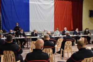 Pompiers13-actualités-Assemblée générale de l'EDJSP 13 : retour sur une année particulière