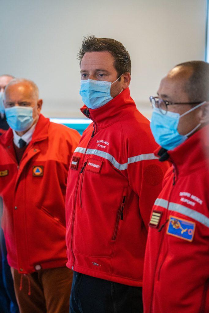 Pompiers13-actualités-un même engagement, une même tenue