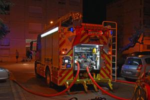 Pompiers13-Actualités-Feu-d-appartement-à-Salon-le-pire-évité
