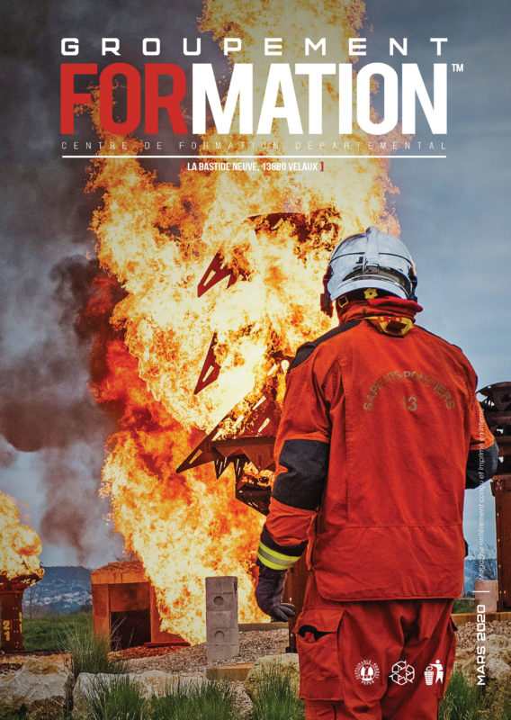 Pompiers13-Magazine-N°HORS SÉRIE FORMATION